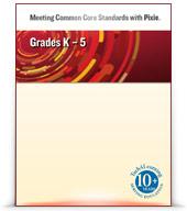 pixie common core guides