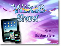 wixie show app for iPhone and iPad