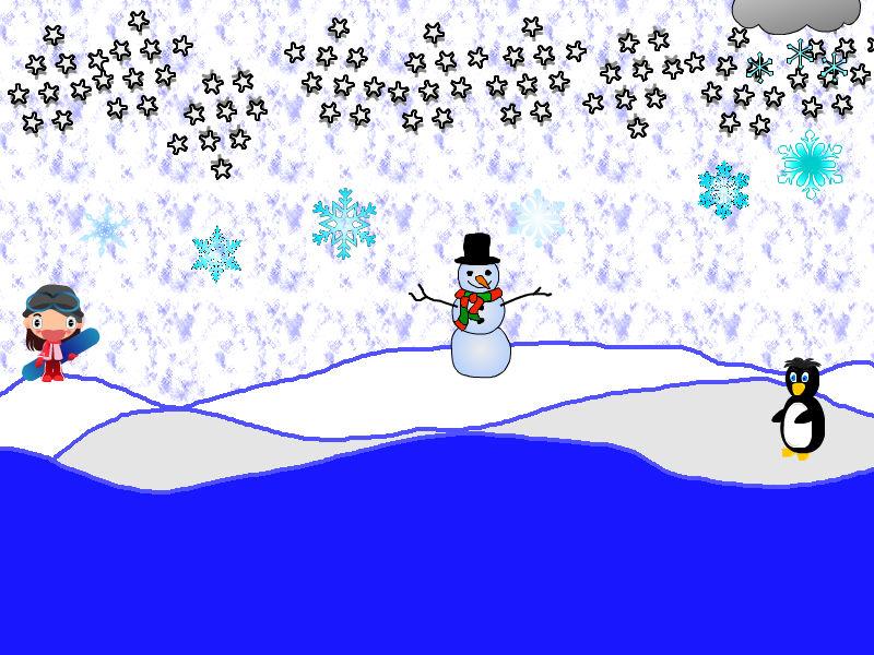 Snowflake_Writing