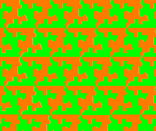 reflection tessellation
