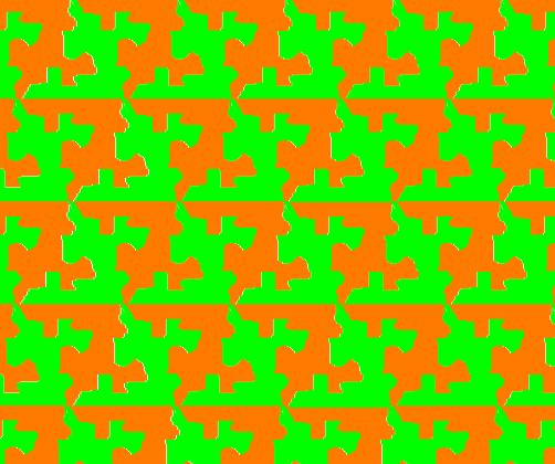 reflection tessellation