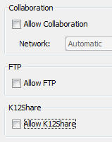 Pixie 4 Features Preferences