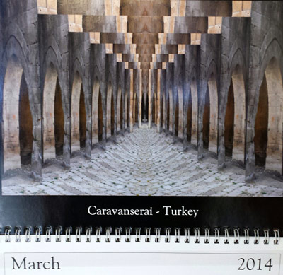 Dr. Henry Olds's 2014 Pattern Play calendar