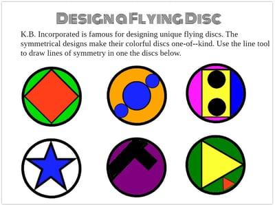 Design a Flying Disc