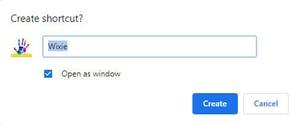 chrome-create-shortcut