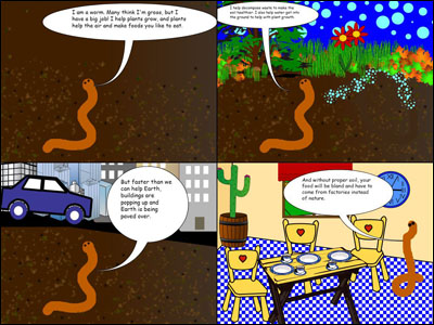 creativeeducator.tech4learning.com2018articlesimagessample-wixie-comic-soil