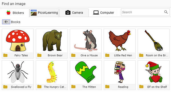 wixie-images-books