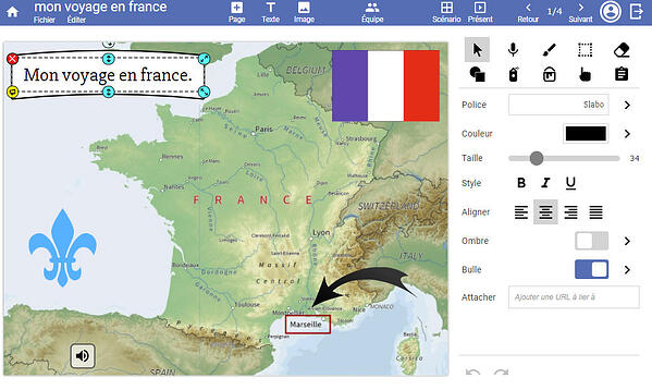 wixie-interface-francais-1