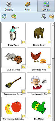 wixie-library-books