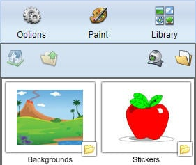 wixie-library-panel