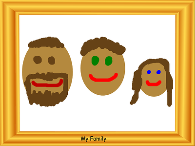 wixie-sample-my-family