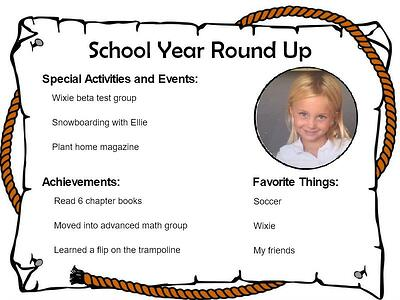 wixie-school-year-round-up