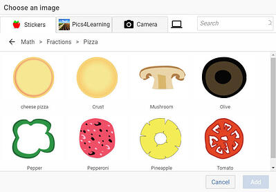 wixie-stickers-pizza-fractions