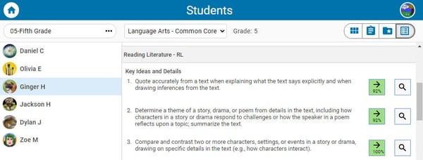 wixie-student-standards-matrix