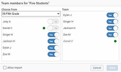 wixie-team-five-students