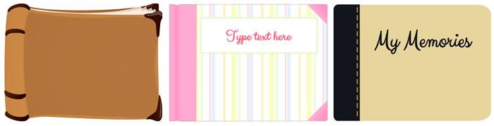 wixie-templates-scrapbooks