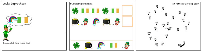 wixie-templates-st-patricks