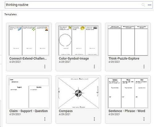 wixie-templates-thinking-routines